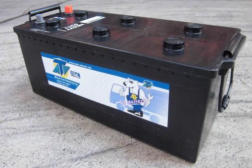 ATV Starterbatterie - absolut Wartungsfrei Ca-Ca Technologie