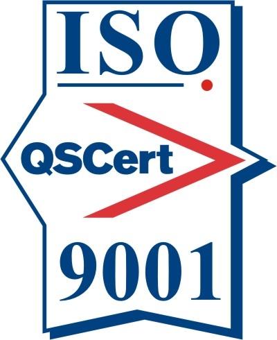 Wir sind nach ISO9001:2005 zertifiziert